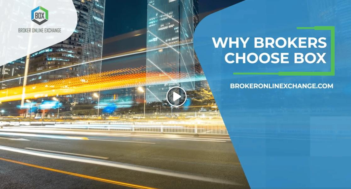 Why Brokers Choose BOX?!